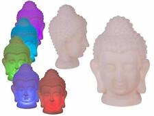 Buddha Lamp with Colour Changing LED - 17cm