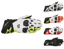 Alpinestars Motorcycle Motorbike GP Pro R2 Leather Gloves / All sizes + Colours