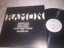 RAMON MARFORI - RAMON - RARE VINTAGE PRIVATE LABEL ROCK LP - 1001