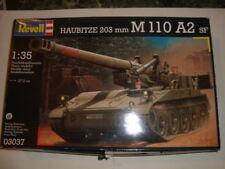 REVELL  BAUSATZ  1-35  HAUBITZE   M 110 A2    BASTLER  MIT   OVP
