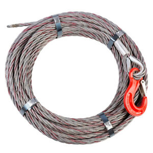 Zugseil 11,5mm für 1.600kg Seilzug Greifzug Zugkraft Gerät Forstseil Seil 1,6t