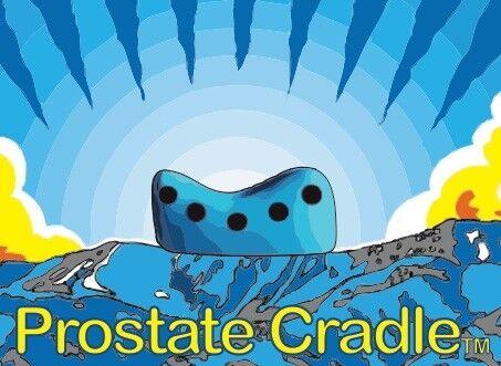 Prostate Cradle External Massager