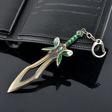 Popular Dota2 Butterfly Hot Sword Weapon Key Chain Keychain Ring Cosplay Jewelry