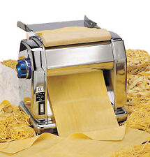 Imperia RM220 IRestaurants Pasta Dough Rolling Machine Motorized Electric 220V