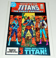 THE NEW TEEN TITANS no.44 DC Comics 1984 key 1st app NIGHTWING higher grade NM