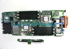 Genuine OEM DELL PowerEdge M610 Main Server Blade System Board MotherBoard N582M