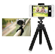 Mini Flexible Tripod Octopus Stand Mount Holder Accessories For Cell Phones