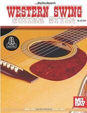 Western Swing Guitar Style by Carr, Joe | Paperback Book | 9780786688852 | NEW