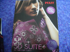 Pfaff 4D to 5D Suite In French Books Manuals