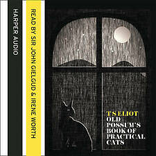 Old Possum's Book of Practical Cats by T. S. Eliot (CD-Audio, 2005)