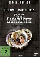 Die Reise ins Labyrinth - David Bowie - SE - DVD - OVP - NEU