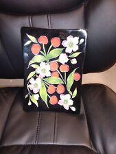 Beautiful J. McCall Cherry Blossom Plate.Blue Sky Corp. 2004.