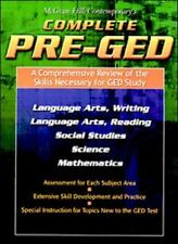 McGraw-Hill/Contemporary's Complete PRE-GED (A Comprehensive Review of the