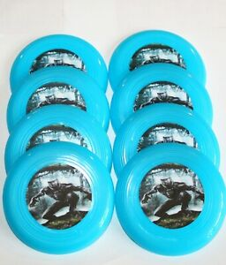 Black Panther Birthday Party Mini Frisbees Set of 8 Party Treat Favors