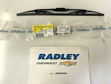 New OEM GM 11-15   Windshield Wiper Blade (RH)  Chevrolet Cruze 95161606 B07