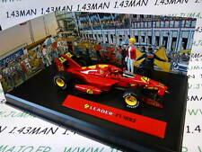 voiture altaya IXO 1/43 diorama BD MICHEL VAILLANT : LEADER F1 1993 N°22