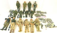 "GIJOE 21ST CENTURY DRAGON 1/6 12"" LOT 20 FIGURES W/ ACCESSORIES VIETNAM 1ST CAV"