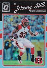 JEREMY Hill 2016 DONRUSS Optic, ( Holo ), Fútbol cartas