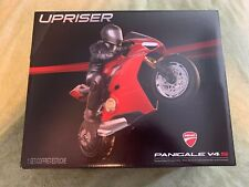 UPRISER DUCATI PANIGALE V4S by SPIN MASTER RC MOTORCYLE 1:16 SCALE NEW IN BOX