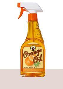 Howard Orange Oil Wood Polish 16 oz