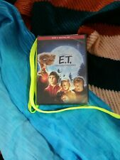 E.T.  The Extra Terrestrial DVD 2017, 2 Disc Set.