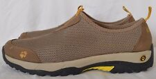 Jack Wolfskin 400314110510 Taupe Mesh Breathable Athletic Snhoes Women's US 9.5