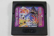 Sonic Spinball Sega Game Gear Cartridge