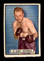 1951 Ringside #52  Lee Savold  VGEX X1525919