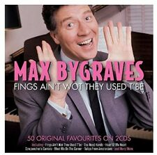 Max Bygraves - Fings Ain't What They Used To Be [New CD] UK - Import