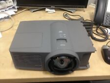 Smart UF55W Short Throw DLP Projector Working - Missing Lamp