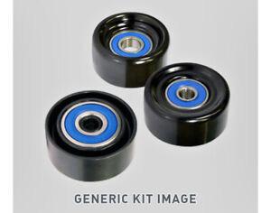 Nuline Pulley Kit for Holden Commodore 3.8L VS-VX V6 NOT Supercharged 1996-02