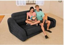 Couch Bed Sofa Sectional Sleeper Futon Living Room Loveseat Guest NEW Inflatable