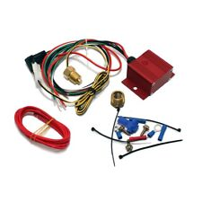 Red Adjustable Electric Cooling Fan Controller Wiring Harness Kit 150-240 Degree