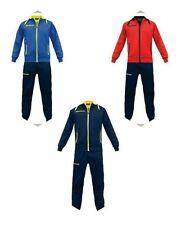 Givova Winner Tuta da ginnastica Uomo Multicolore (blu/giallo) XL