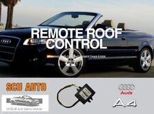 AUDI A4 B6/B7 8H CABRIO CONVERTIBLE SMART TOP KEY FOB REMOTE ROOF CONTROL MODULE