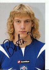 Dusan Basta Serbien Nationalmannschafts TOP Foto Orig. Sign. +A45307