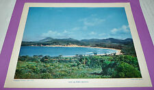 PHOTO ECOLE 1955 MADAGASCAR BAIE DE FORT-DAUPHIN COLONIES FRANCE