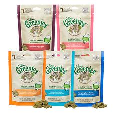 Greenies  Feline Dental Treats  (2Pack) (Free Shipping in USA)