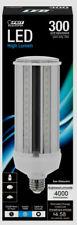 300-Watt Equiv. Corn Cob LED High Lumen Daylight (5000K) HID Utility Light Bulb