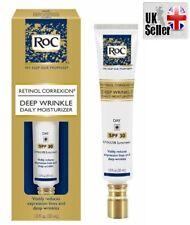 Roc Retinol Correxion Deep Wrinkle Daily Moisturizer, SPF 30 1oz