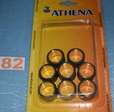 8 galets de variateur ATHENA 25X14.9  12 grammes neuf