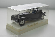SOLIDO 4036 BUGATTI ROYALE BLACK MINT BOXED