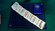 The Mythic Tarot Book with cards and reading mat First edition 1992 (2020)