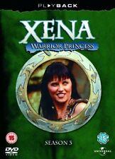 Xena - Warrior Princess - Complete Series 3 [DVD][Region 2]