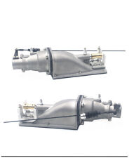 Aluminum 35 MM Boat Turbo JET with CNC propeller