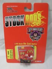 RARE 1998 RACING CHAMPIONS 1/144 BILL ELLIOTT 94 1949 MERCURY STOCK RODS DIECAST