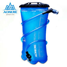 AONIJIE 1.5L-3L Foldable Drinking Water Bag Sports Running Cycling Climbing Camp