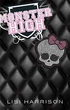 Monster High, Lisi Harrison, Very Good condition, Book