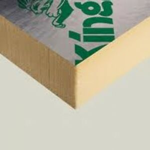 CELOTEX / KINGSPAN / ECOTHERM OR EQUIVALENT 2400X1200 25MM (X25)