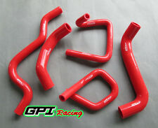 Ford Falcon BA BF XR6 Turbo Silicone Radiator hose kit